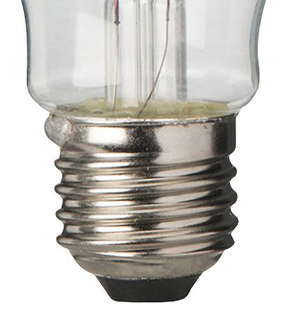ampoule led filament standard e27 40w 2700k brico d p t. Black Bedroom Furniture Sets. Home Design Ideas