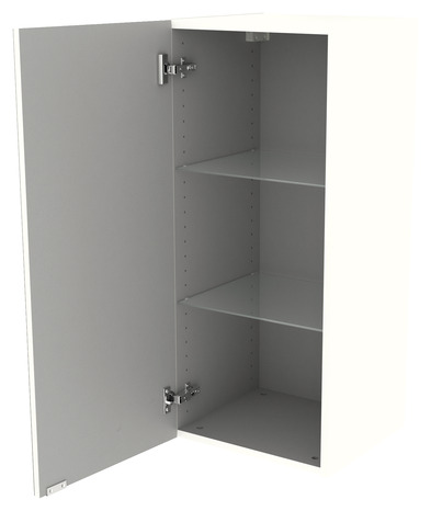 armoire murale miroir blanc imandra l 40 x h 90 x p 36 cm brico d p t. Black Bedroom Furniture Sets. Home Design Ideas