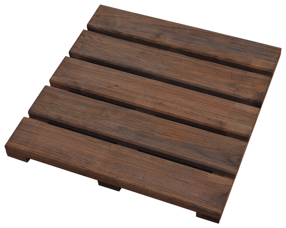 dalle bois 50 x 50 cm brico d p t. Black Bedroom Furniture Sets. Home Design Ideas