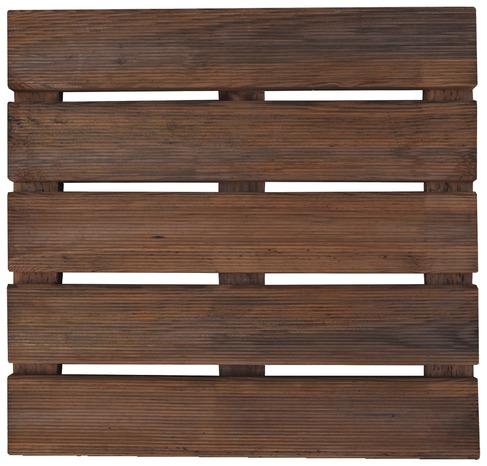dalle bois 100x100 bricomarche stunning chevron sapin. Black Bedroom Furniture Sets. Home Design Ideas