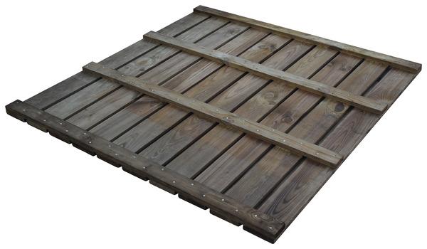 dalle bois 100 x 100 cm  brico dépôt