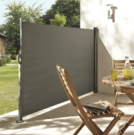 brise vue amovible l 3 m x l 1 60 m brico d p t. Black Bedroom Furniture Sets. Home Design Ideas