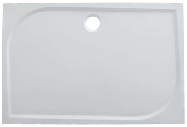 receveur de douche resine 140 x 80