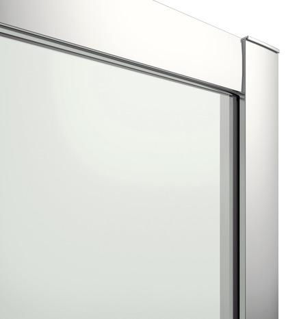 Porte coulissante 3 volets beloya h 195 x l 92 5 cm for Miroir 3 volets