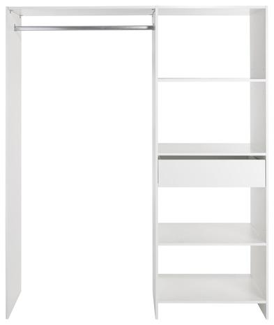 dressing blanc zenit brico d p t. Black Bedroom Furniture Sets. Home Design Ideas