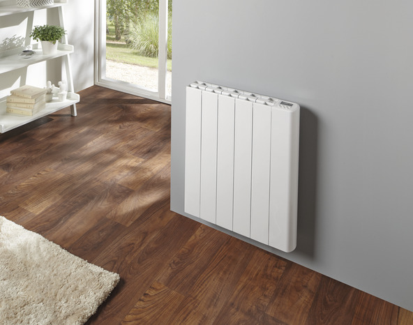 radiateur inertie s che alvara 1 000 w h 57 x l 50. Black Bedroom Furniture Sets. Home Design Ideas