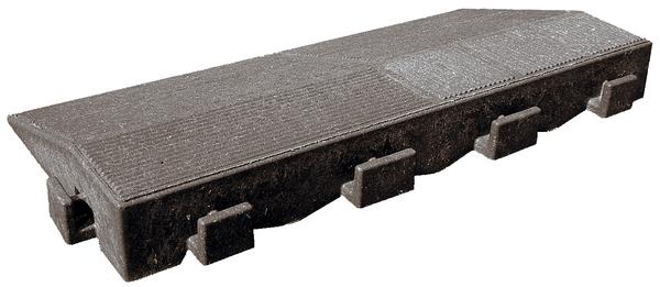 marche pour dalle de terrasse composite la marche m le. Black Bedroom Furniture Sets. Home Design Ideas