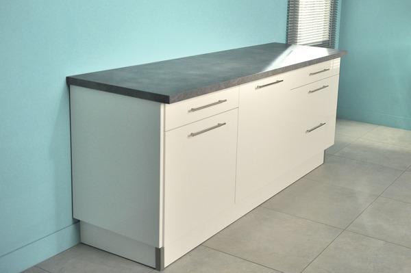 plan de travail profondeur 40 great meuble de cuisine aluminium largeur cm hauteur cm with plan. Black Bedroom Furniture Sets. Home Design Ideas