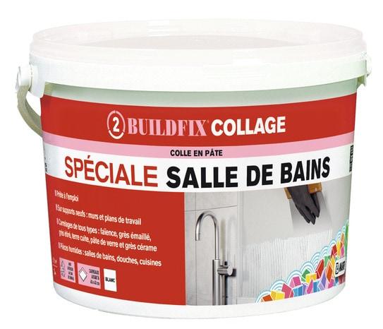 Colle En Pte DT Kg Spciale Salle De Bains  Brico Dpt