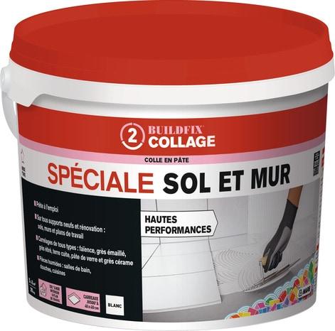 Colle En Pate Speciale Sol Et Mur D2 Te Brico Depot