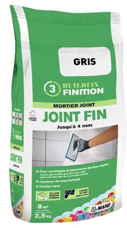 Mortier pour joint fin brico d p t - Mortier joint carrelage ...