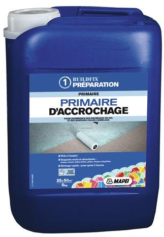 primaire d 39 accrochage 5 kg brico d p t. Black Bedroom Furniture Sets. Home Design Ideas
