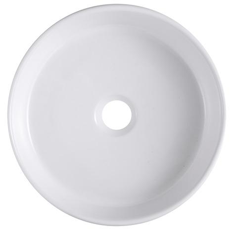 vasque poser scalea h 11 cm 35 cm brico d p t. Black Bedroom Furniture Sets. Home Design Ideas