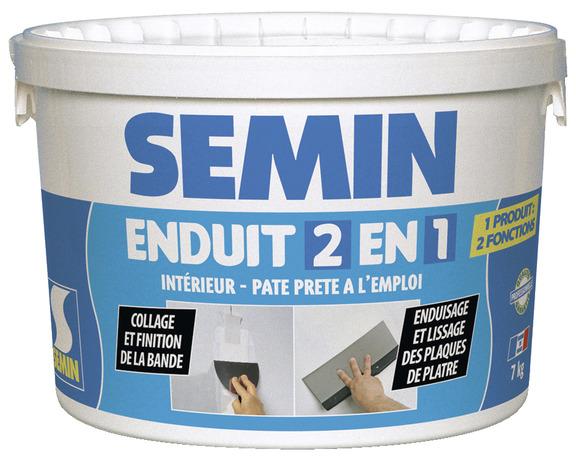 Enduit Pour Bande Brico Depot