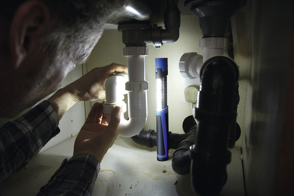 Led portée d\'éclairage 220 lumens/90° 3 en 1 - Brico Dépôt