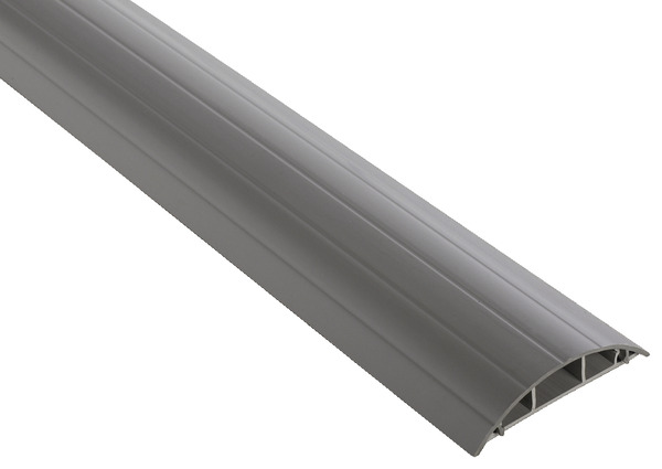 passage de plancher gris h 18 mm l 75 mm l 2 m brico d p t. Black Bedroom Furniture Sets. Home Design Ideas