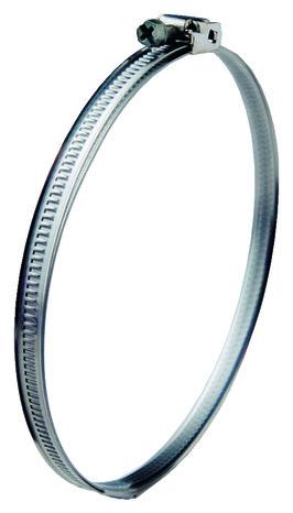 Collier de serrage plastique 500 mm