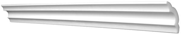 corniche baguette pour murs et plafonds en polystyr ne extrud l 2 m 42x42 mm 75 pi ces. Black Bedroom Furniture Sets. Home Design Ideas
