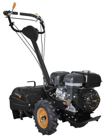 Motoculteur Rotovateur Thermique A Fraises Arriere 208 Cm3 Brico Depot