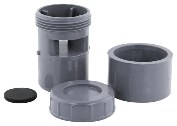 Aérateur à Membrane En Pvc ø 32 40 50 Mm Interplast