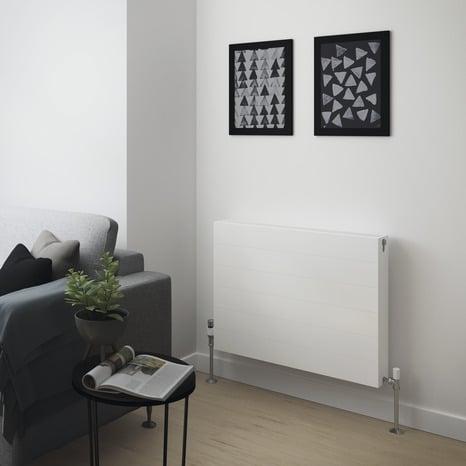 radiateur acier piatto 1 391 w 1 391 w h 60 x l 80 cm brico d p t. Black Bedroom Furniture Sets. Home Design Ideas