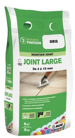 mortier joint large pour sols et murs int rieurs et ext rieurs mapei brico d p t. Black Bedroom Furniture Sets. Home Design Ideas