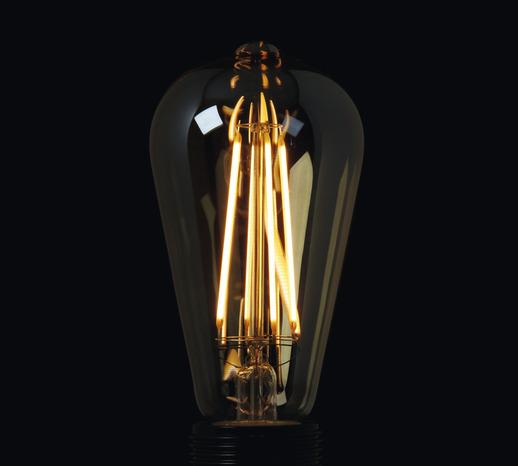 ampoule filament edison brico d p t. Black Bedroom Furniture Sets. Home Design Ideas