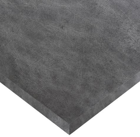 plan de travail stratifi long 180 cm d cor imitation b ton brico d p t. Black Bedroom Furniture Sets. Home Design Ideas