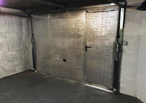Kit Disolation En Rouleau Pour Porte De Garage L 10 X L 060 M