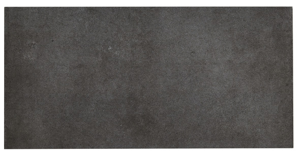 Carreau De Sol Gres Cerame Emaille Konkrete Anthracite 30 7 X 61 7