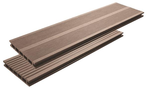 lame de terrasse composite chocolat la lame brico d p t. Black Bedroom Furniture Sets. Home Design Ideas