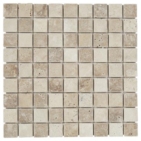 mosaique pierre naturelle padoue beige brico d p t. Black Bedroom Furniture Sets. Home Design Ideas