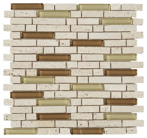 mosa que pierre naturelle cagliari beige brico d p t. Black Bedroom Furniture Sets. Home Design Ideas