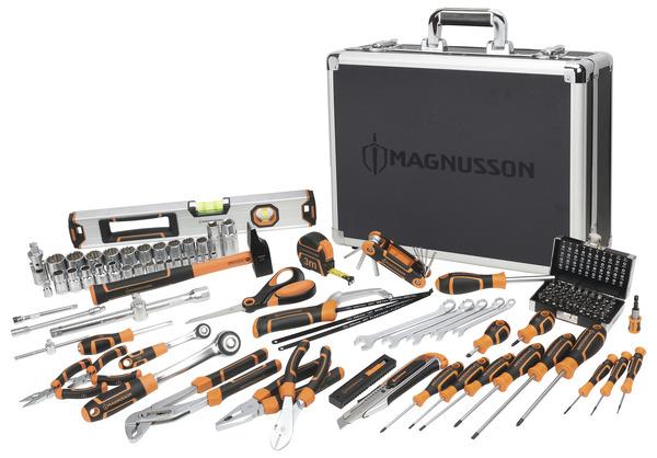 Mallette Magnusson 119 Pieces Brico Depot