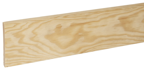 plinthe en pin sans n ud h 100 mm brico d p t. Black Bedroom Furniture Sets. Home Design Ideas