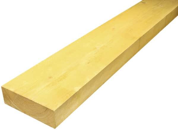 madrier en bois d 39 pic a l 4 m section 225 x 75 mm brico d p t. Black Bedroom Furniture Sets. Home Design Ideas