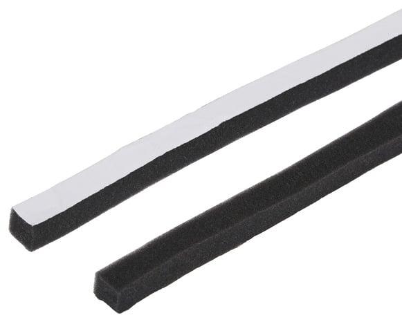 joint mousse pour garage l 6 5 m x p 17 mm brico d p t. Black Bedroom Furniture Sets. Home Design Ideas