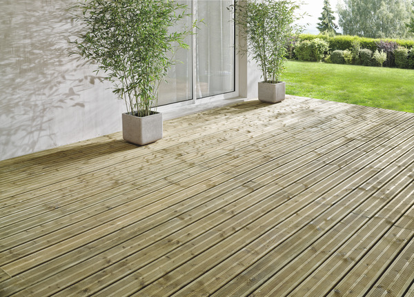 lame de terrasse en pin 2 40 m brico d p t. Black Bedroom Furniture Sets. Home Design Ideas