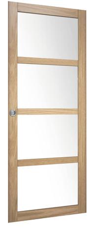 WINSOON 400cm Double porte quincaillerie pour les double portes coulissante de grange en bois antique roue de base /à gros rayons noire Roller Kit Syst/ème de rail de support darmoire de garage