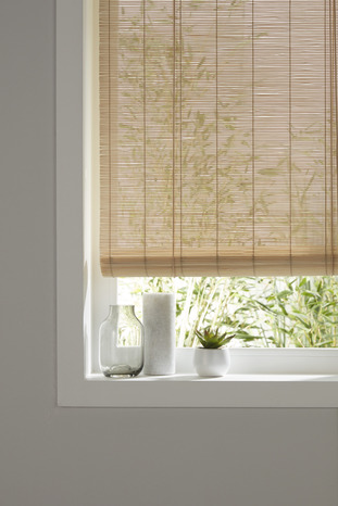 store en bambou avec leroy merlin brico depot. Black Bedroom Furniture Sets. Home Design Ideas