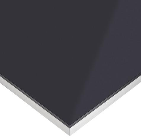 plan de travail stratifie d cor imitation noir brillant. Black Bedroom Furniture Sets. Home Design Ideas