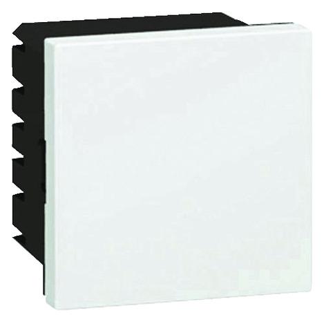Permutateur Mosaic Blanc 10 Ampères 2 Modules Legrand