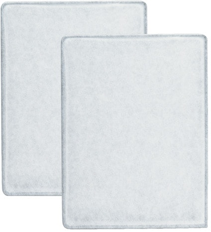 lot de 2 filtres pour vmc double flux haut rendement brico d p t. Black Bedroom Furniture Sets. Home Design Ideas