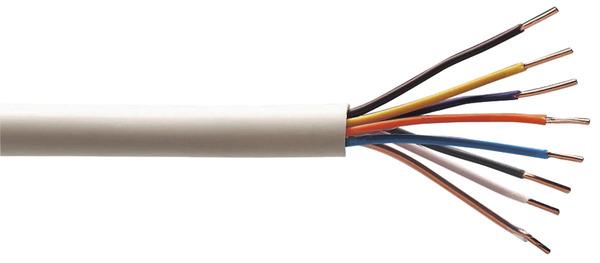 C ble courant faible t l report t l report blind au m tre - Cable electrique brico depot ...