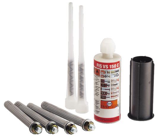 Kit Scellement Chimique Fis Vs 150 Brico Depot