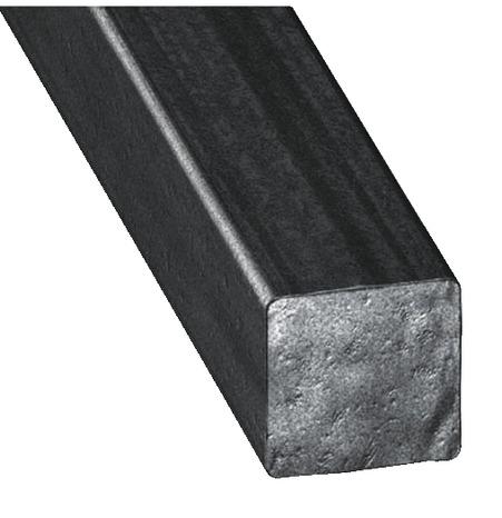 carr en acier lamin vernis l 2 m l 12 mm h 12 mm brico d p t. Black Bedroom Furniture Sets. Home Design Ideas