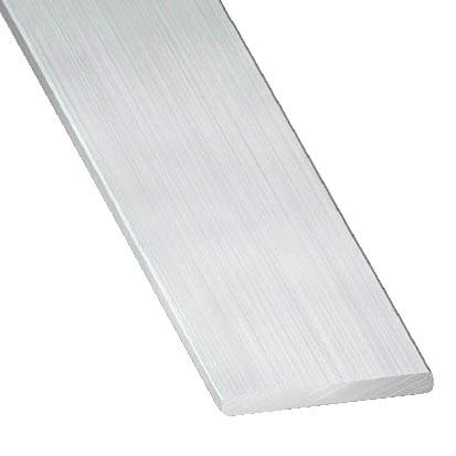 plat en aluminium brut l 1 m l 10 mm ep 2 mm brico d p t. Black Bedroom Furniture Sets. Home Design Ideas