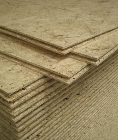 Dalle de plancher osb2 l 1690 x l 634 mm p 15 mm brico d p t - Osb brico depot ...