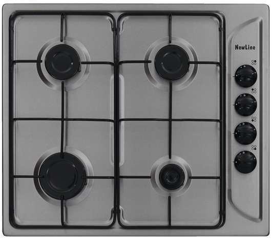 plaque de cuisson gaz inox brico d p t. Black Bedroom Furniture Sets. Home Design Ideas