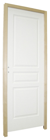 bloc porte en bois alv olaire brico d p t. Black Bedroom Furniture Sets. Home Design Ideas